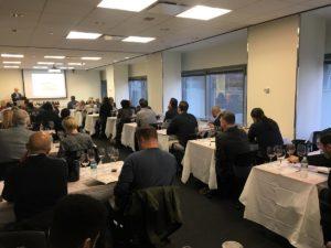 Agende B2B e una masterclass con Tom Hyland: 11 aziende accolte al Piemonte Wine Day di Chicago