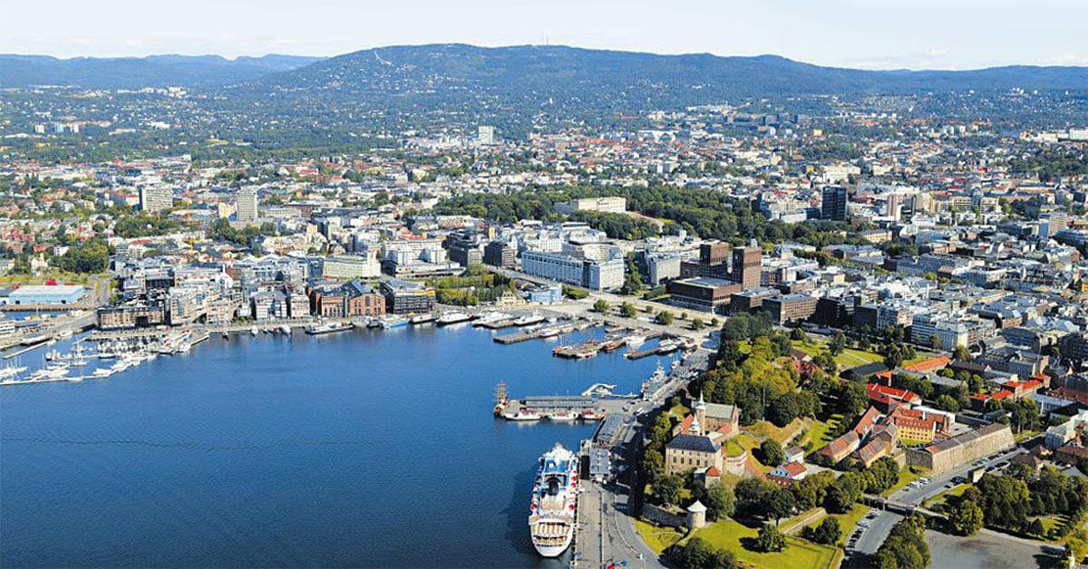 Oslo Norvegia Italia leader export vino