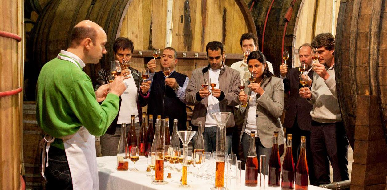 Degustazione vino lingua inglese