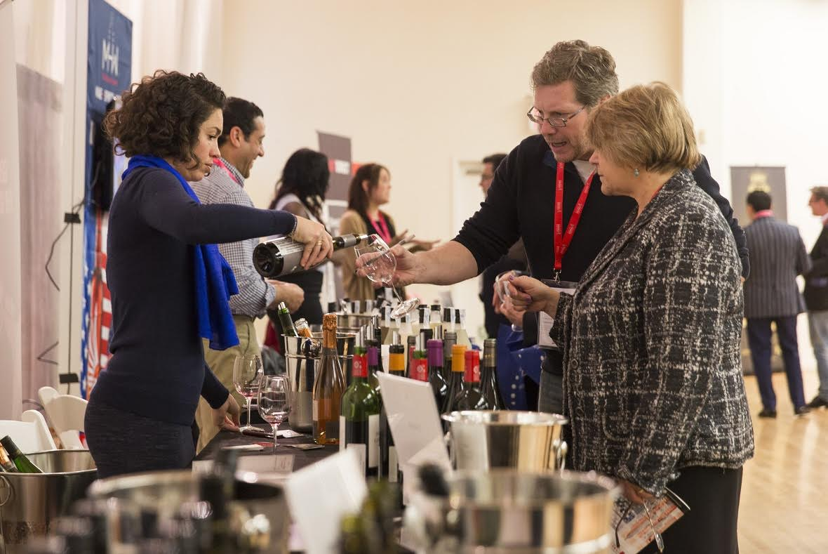 Evento trade per il vino italiano