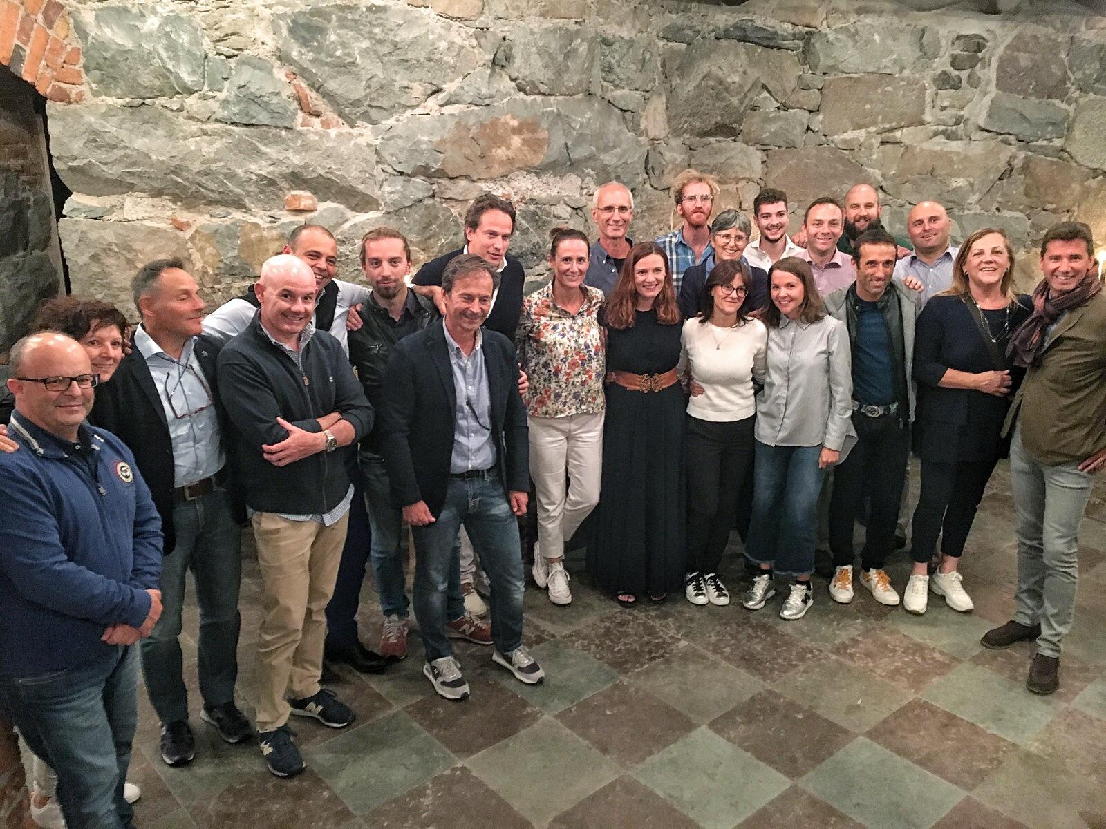 I produttori del Consorzio Vini della Valtellina